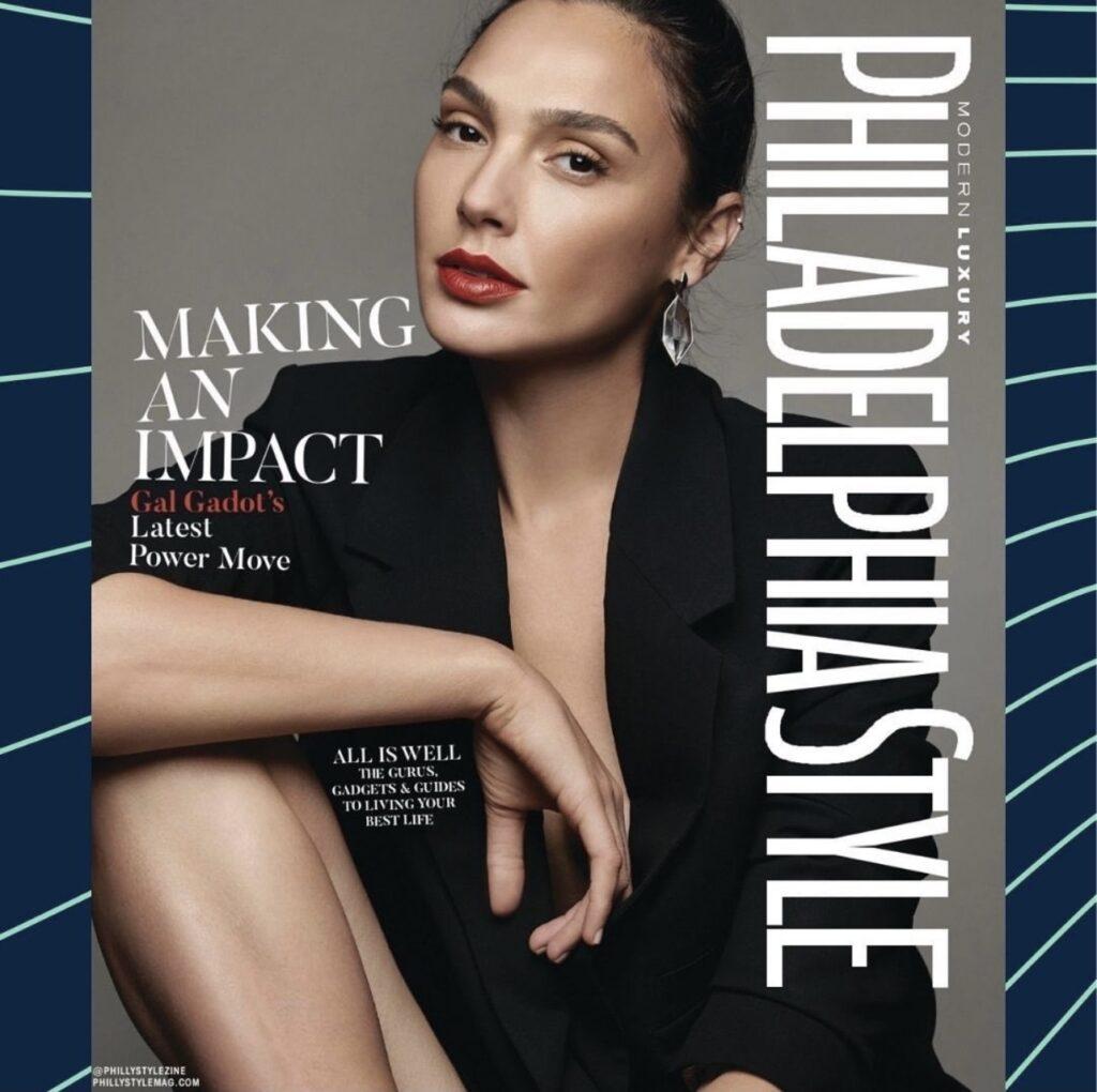 Philadelphia style magazine cover may 2021