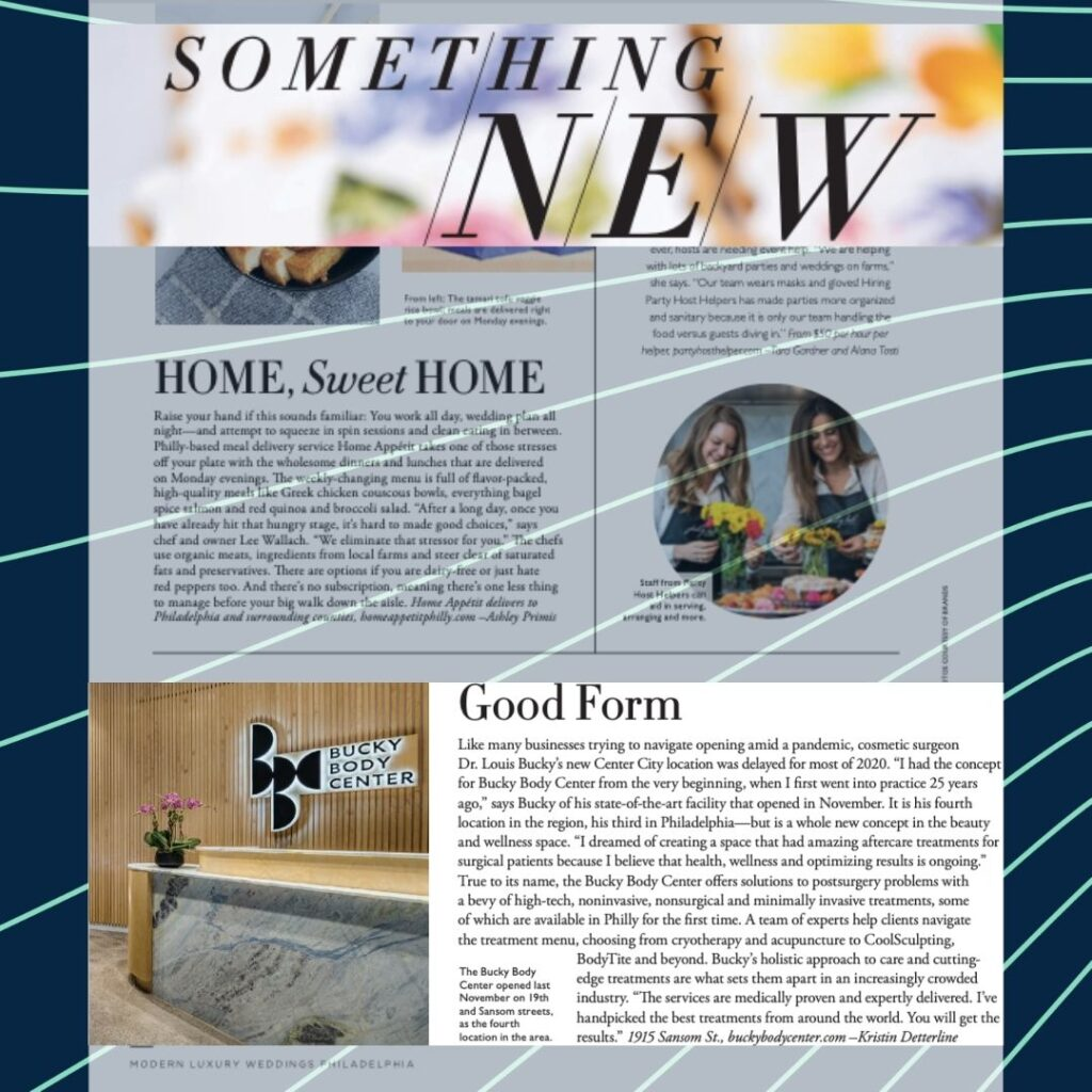 Something new article